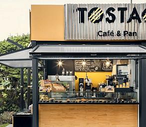 Tostao - Café y Pan
